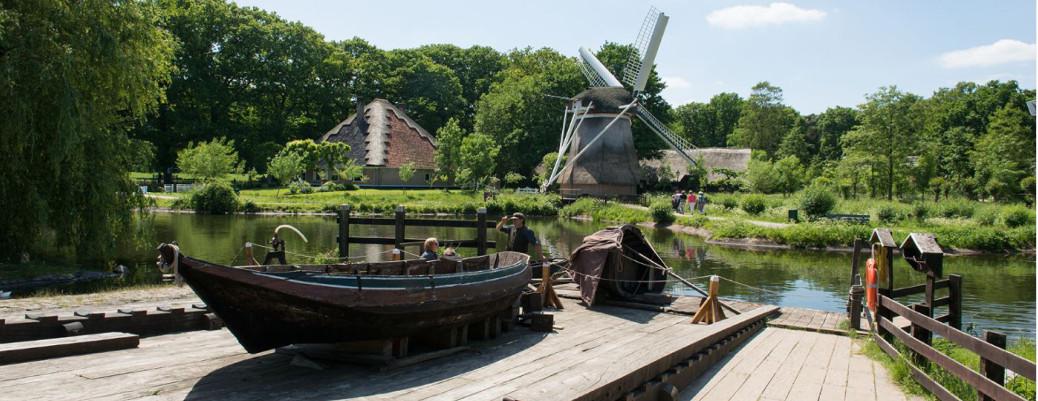 Bildungsfahrt - Openluchmuseum in Arnhem
